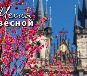 В Чехию на 8 марта!